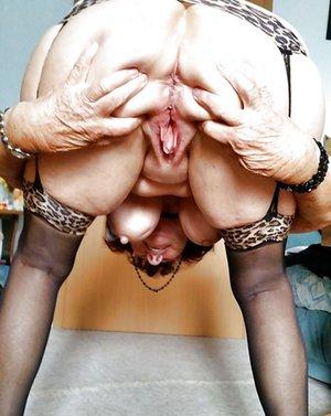 Asian Grandma Porn Pics