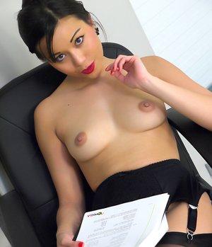 Asian Girl Pin Up Pics