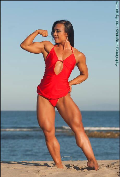 Asian Workout Pics