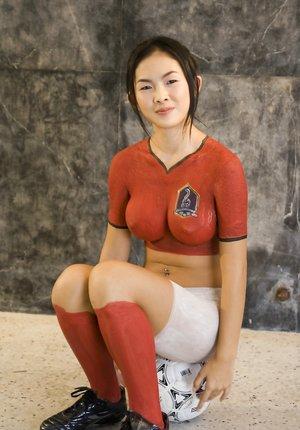 Busty Asian Amateur Pics